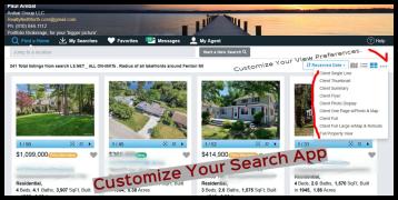 HIW_YourSearchesPortal_DIYCutomizedViews
